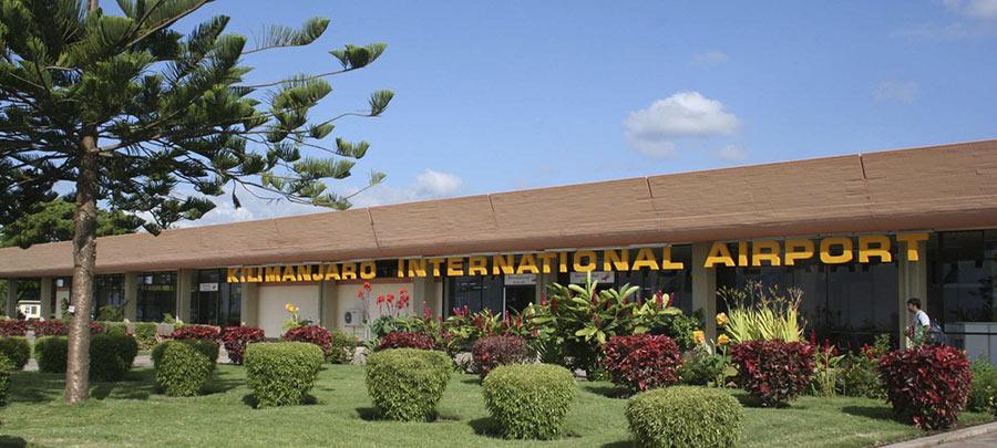 L'aéroport international du Kilimandjaro