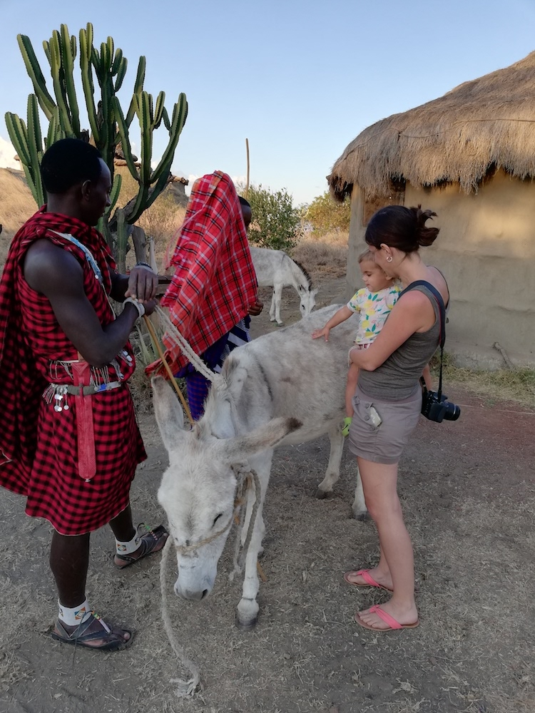 Rencontre avec la tribu Maasaï