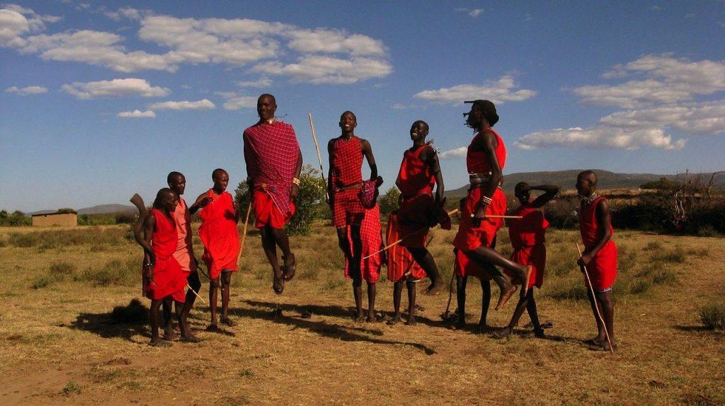 Tribu Maasaï