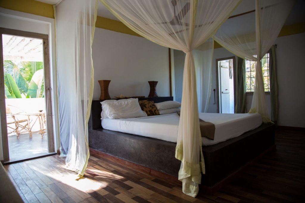 Safari Zanzibar Lodge Uzuri villa chambre