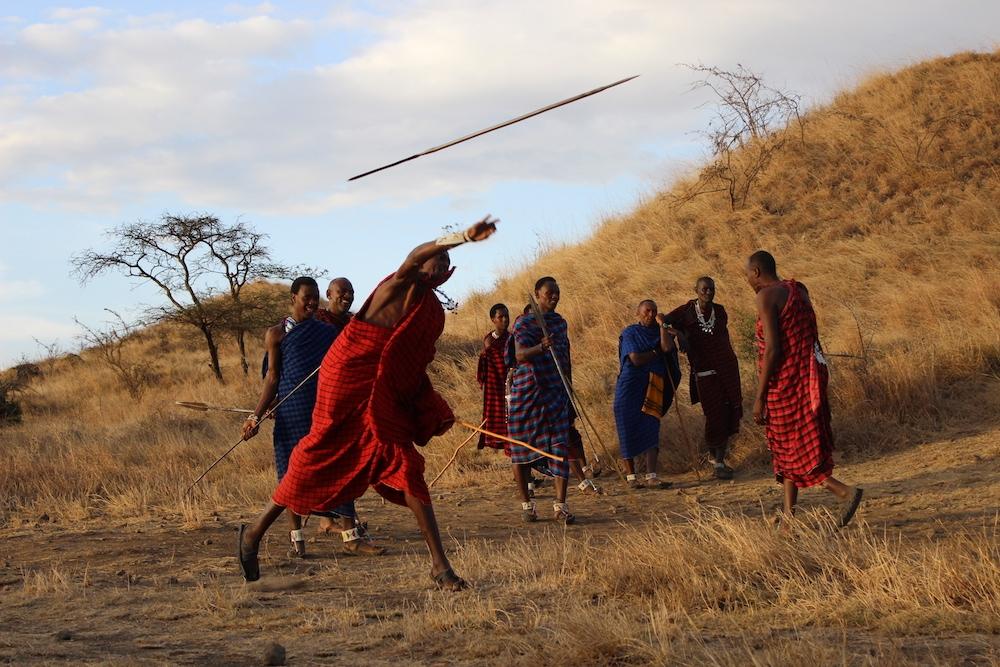 Activité Maasaï aminilife